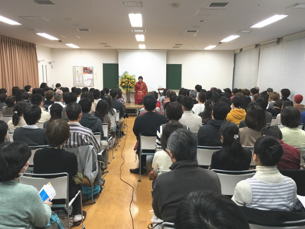 2016年12月4日NHKカルチャー梅田教室特別講座