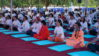 2017/6/22 Attended International Day of Yoga event in Nepal as the State Guest