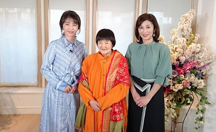 ◆テレビ出演◆BS-TBS『素晴らしい明日』2021年4月のゲストは田中美佐子さん